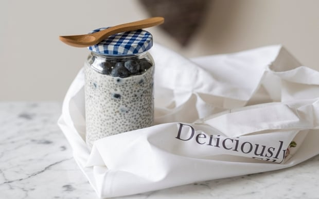 Deliciously Ella's Chia Pudding