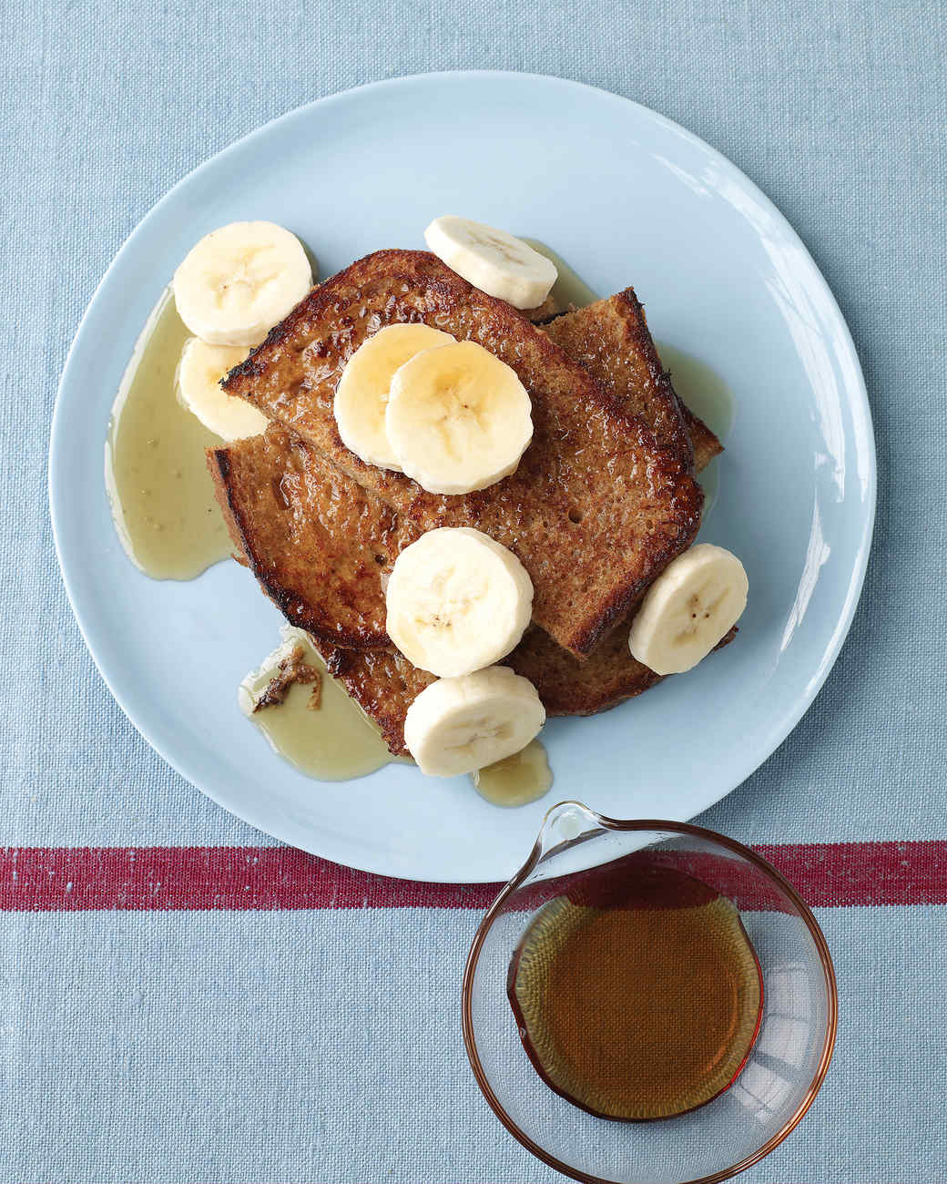 Martha Stewart's Banana Brunch French Toast