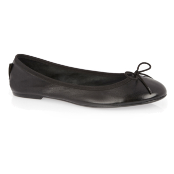 10) Ballet Pumps   French Sole, £70