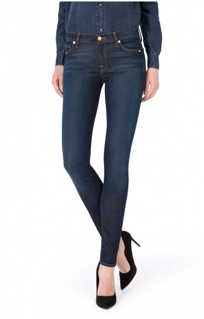 3) Indigo Jeans   Seven For All Mankind, £170