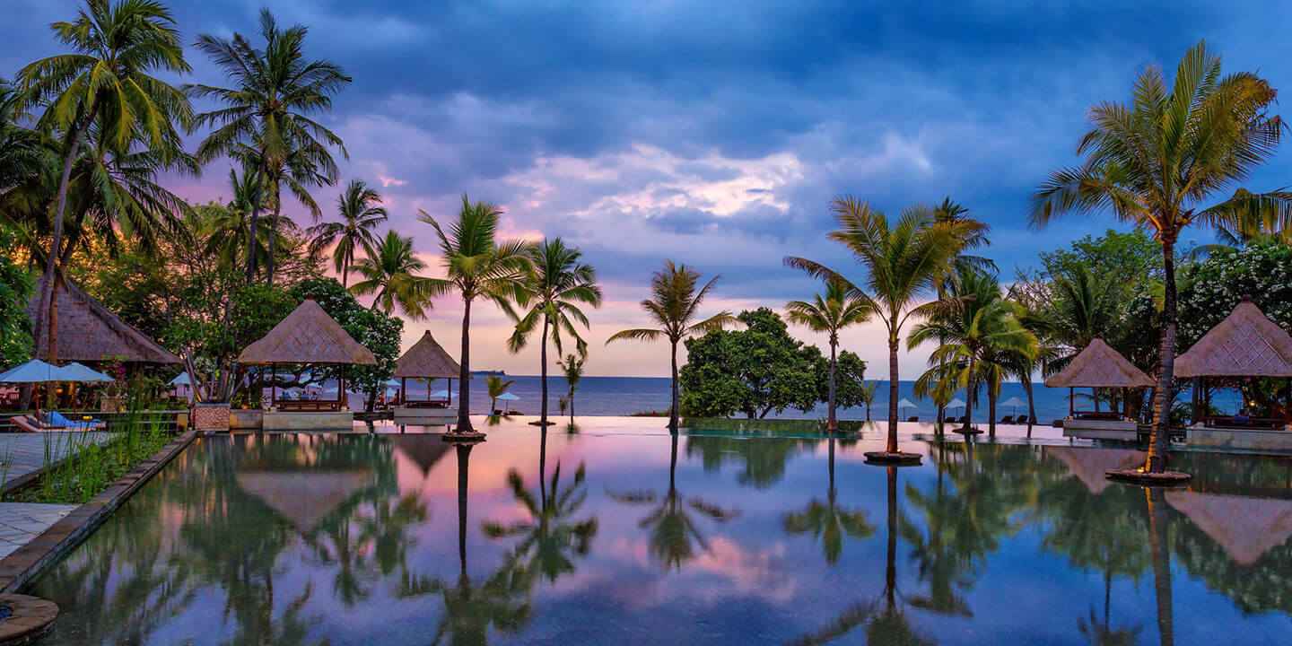 The Oberoi, Lombok.
