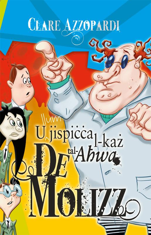 U llum jispiċċa l-każ tal-aħwa De Molizz (illustrated by Mark Scicluna)