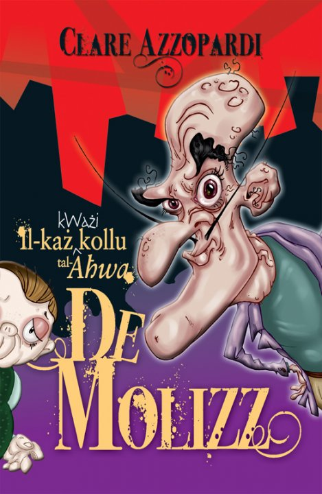 Il-każ kważi kollu tal-aħwa De Molizz (Illustrated by Mark Scicluna)