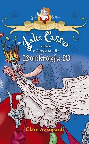 ... fir-Renju tar-Re Pankrazju r-IV (illustrated by Mark Scicluna)