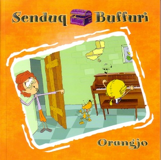 Senduq Buffuri (Illustrated by Robert Caruana)