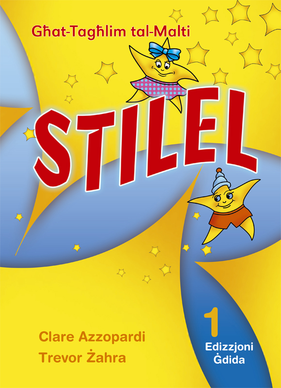 Stilel 1 (illustrated by Trevor Żahra)