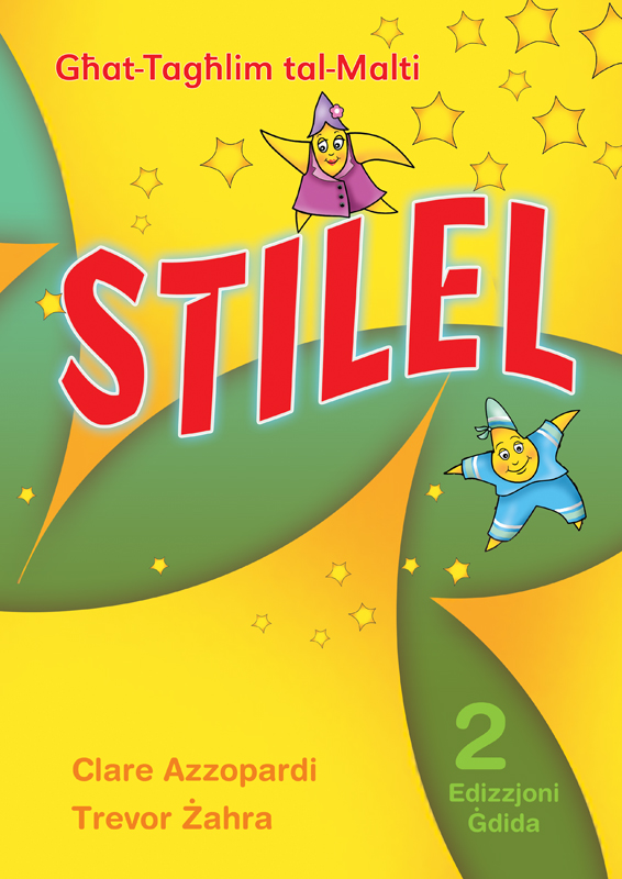 Stilel 2 (illustrated by Trevor Żahra)