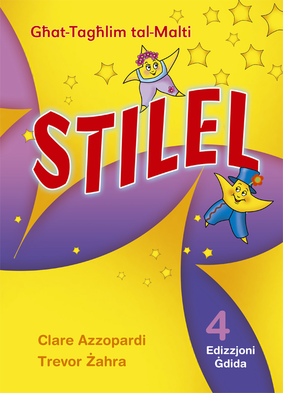 Stilel 4 (illustrated by Trevor Żahra)
