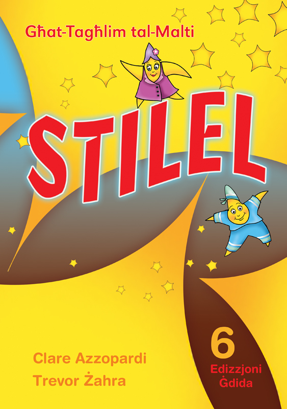 Stilel 6 (illustrated by Trevor Żarha)