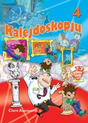 Kalejdoskopju 4 (illustrated by Mark Scicluna)