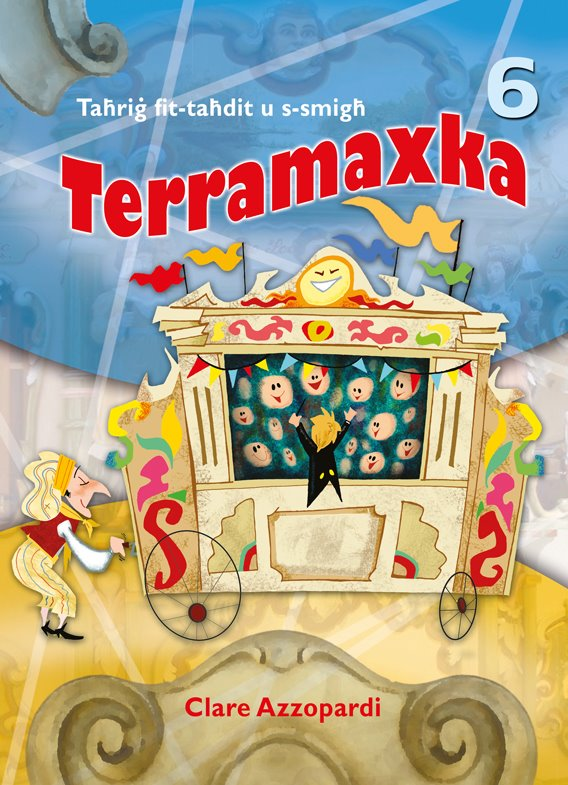 A textbook aimed at primary school children (yr 6) focusing on listening and speaking skills for the Maltese language. (Merlin Publishers, 2011)