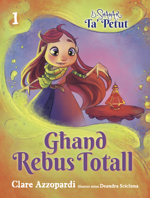 Għand Rebus Totall (Illustrated by Deandra Scicluna)