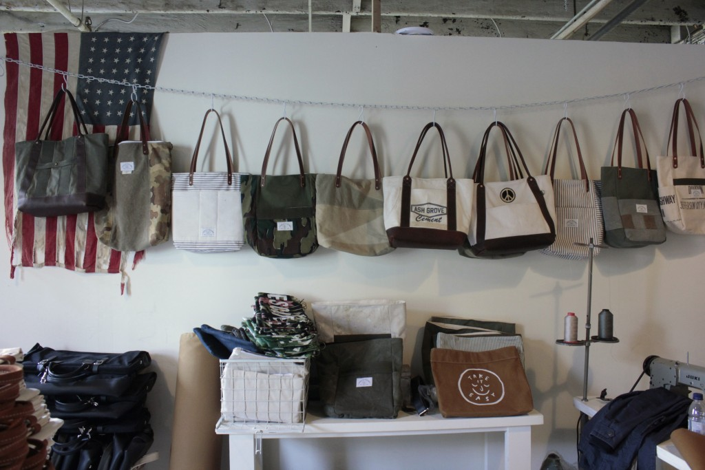 Forestbound bags