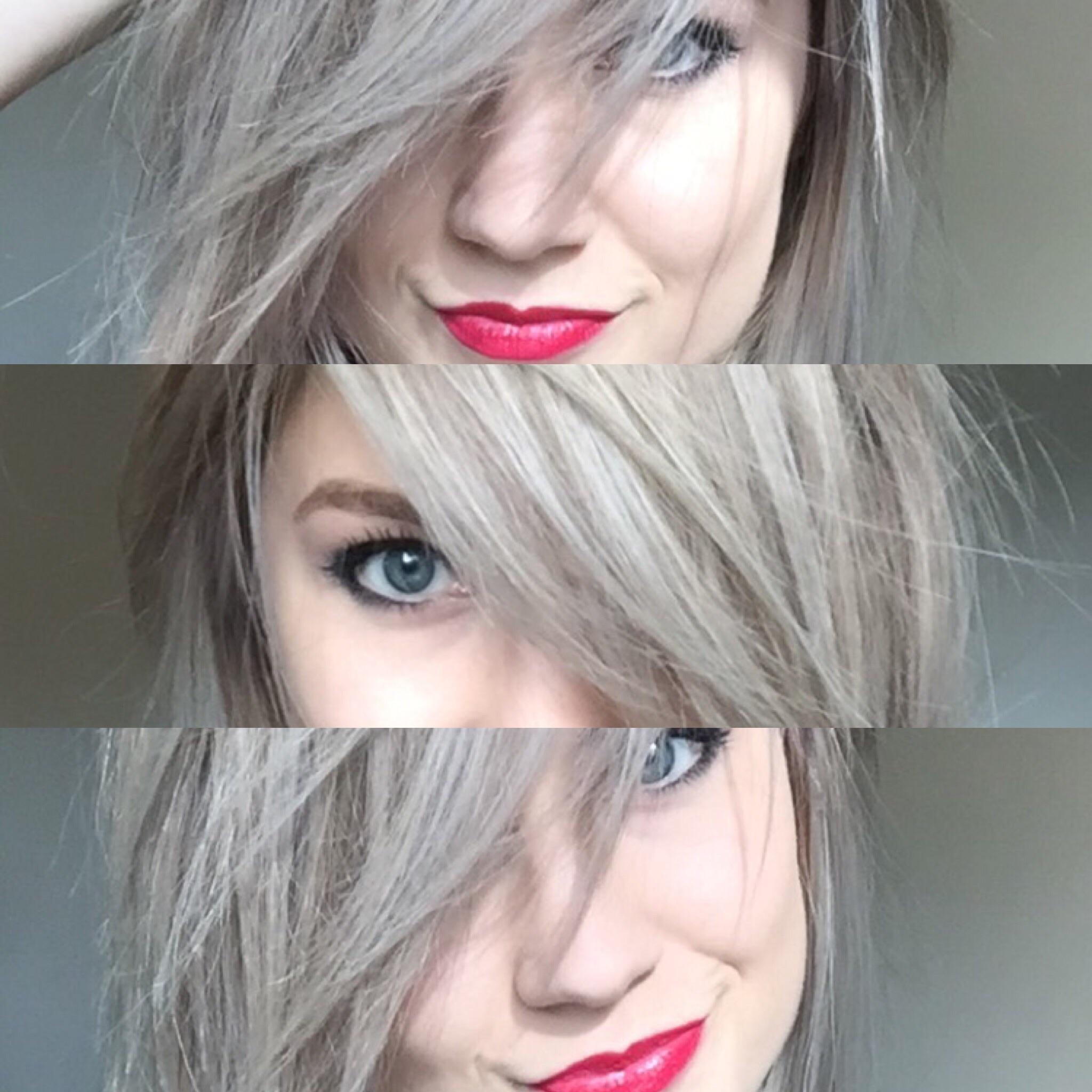 Enlighten Hair to level 10+  Provana Express Toner: Violet (10mins)