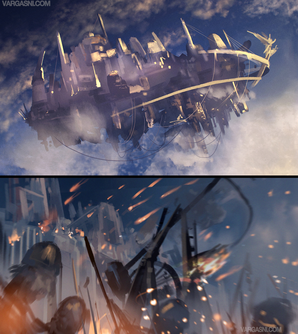 wind temple & Catapult assault