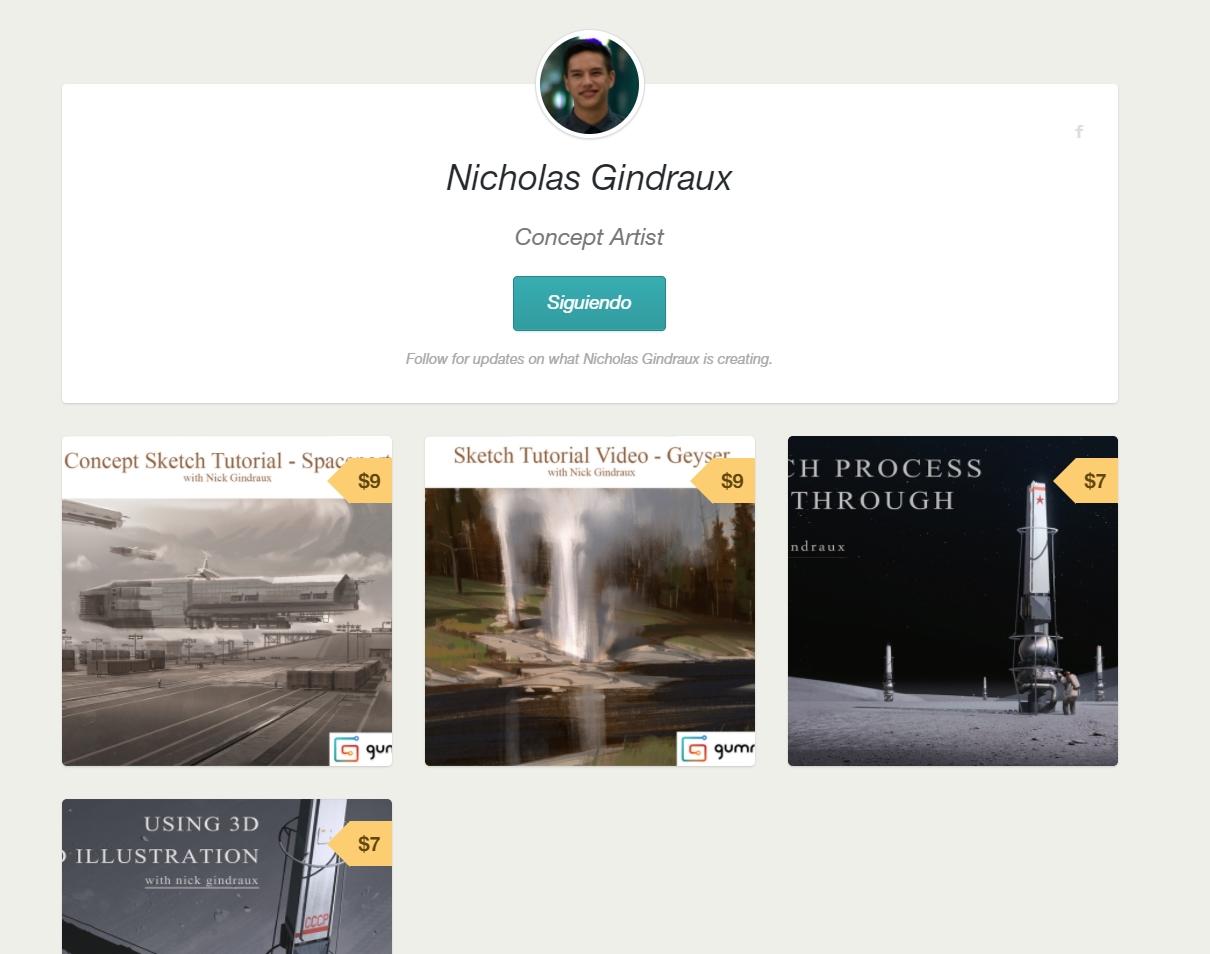 Nicholas Gindraux