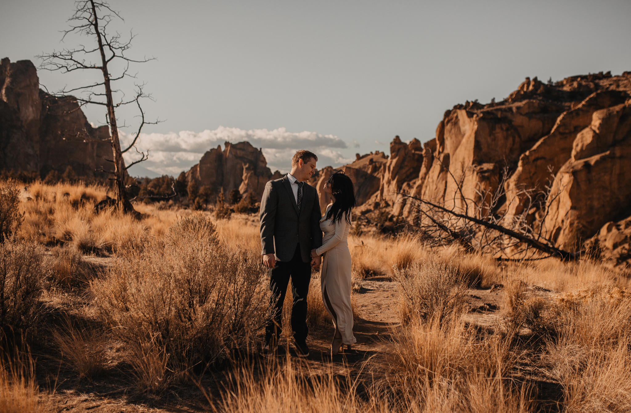 Smith Rock State Park Elopement