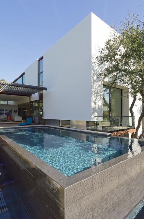 modern design+build & modern pools, inc. | pool design ...