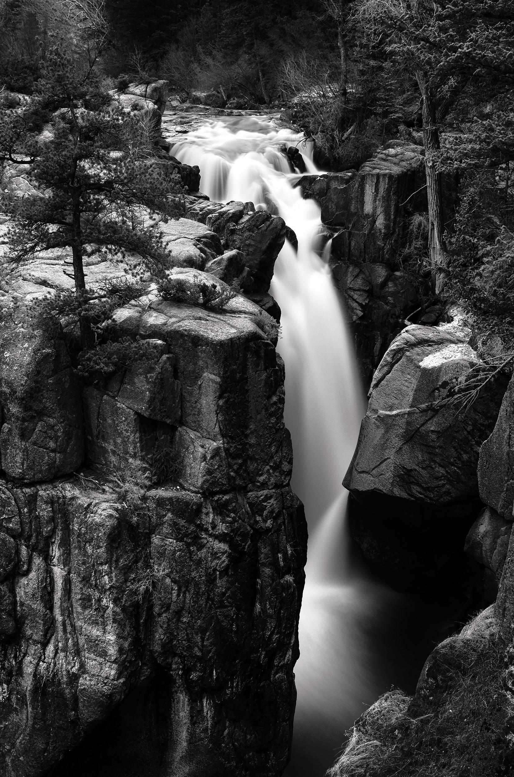 Shell Creek Falls, Wyoming