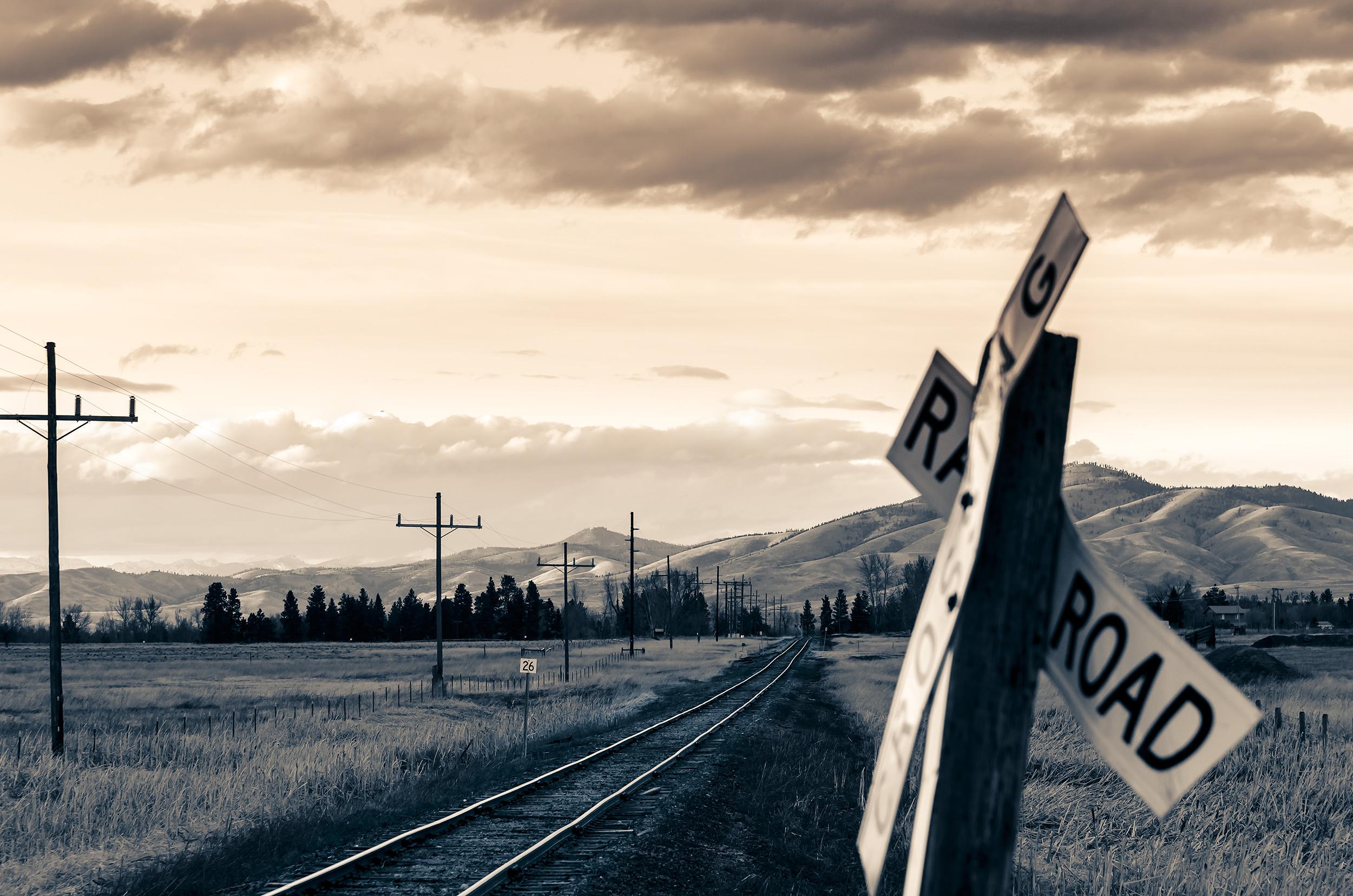 Old Montana Rail