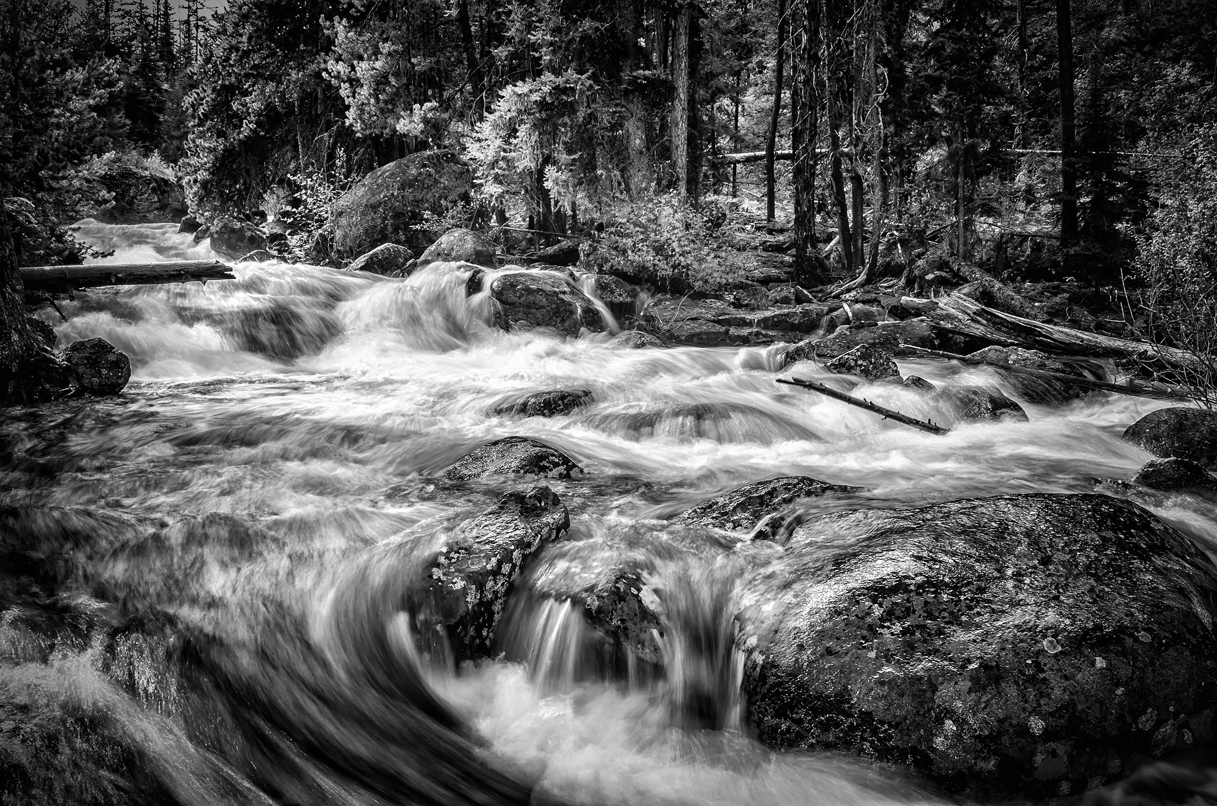 Bear Creek - Bitterroot Mountains