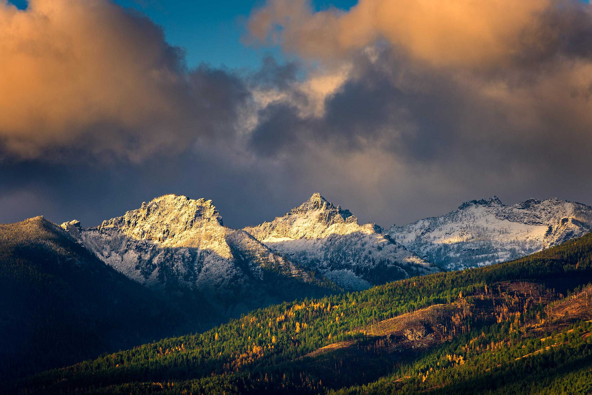 Bitterroot Peaks