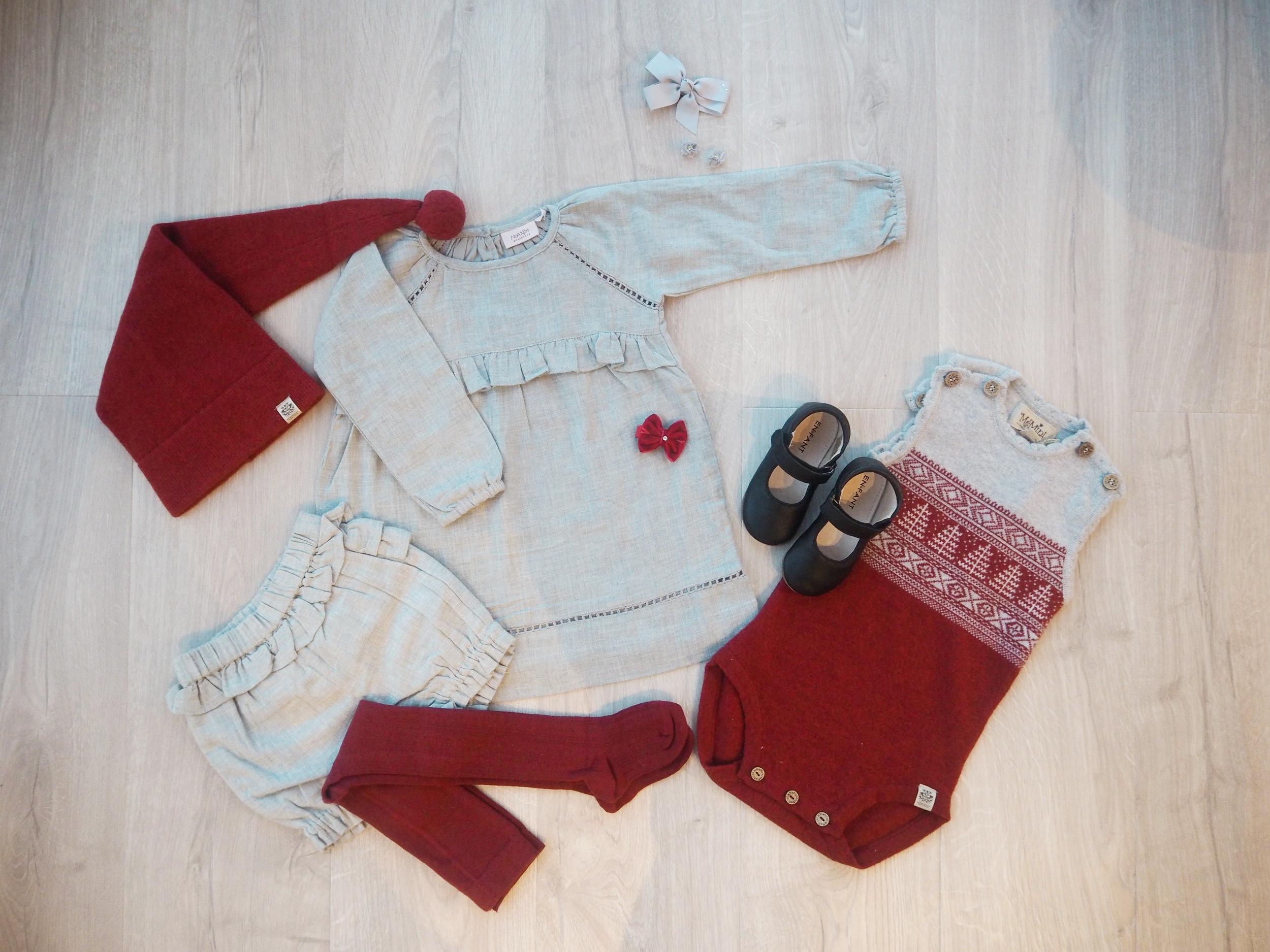 Nostalgiske klær fra Memini