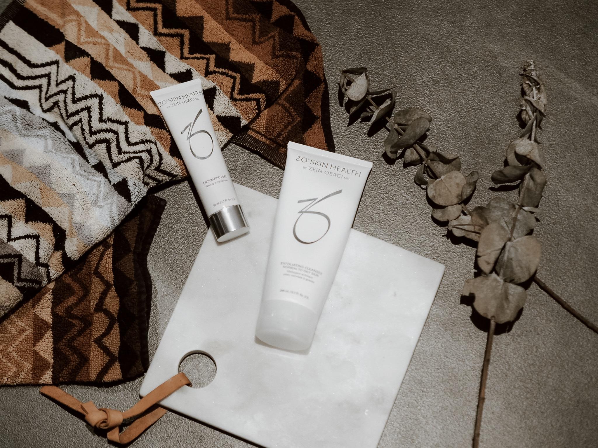 Rens, skrub og ansiktsmaske - -fra Zo Skin