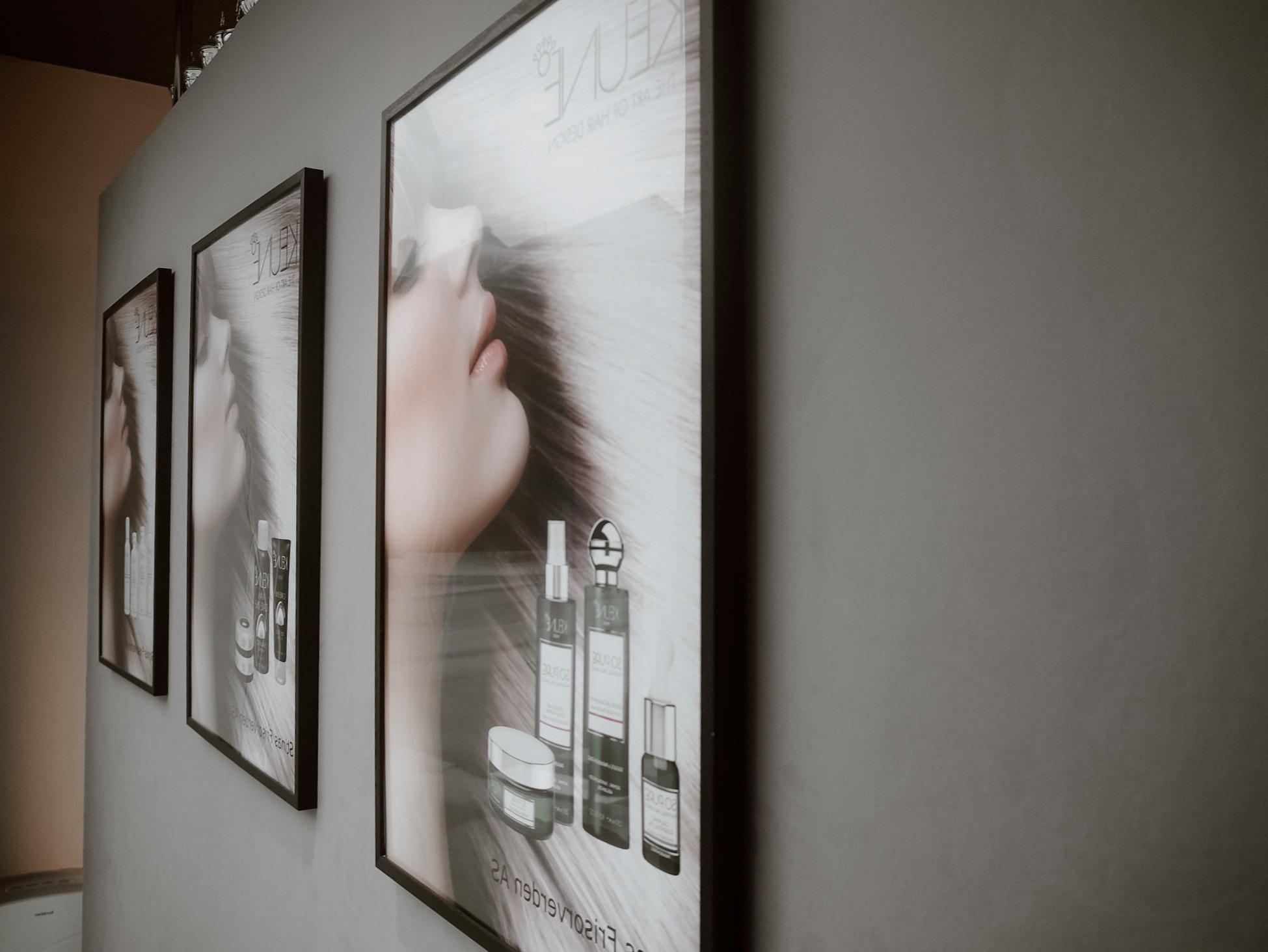 Bli inspirert av fine bilder og fantastiske produkter - -Keune, Stinas Frisørverden