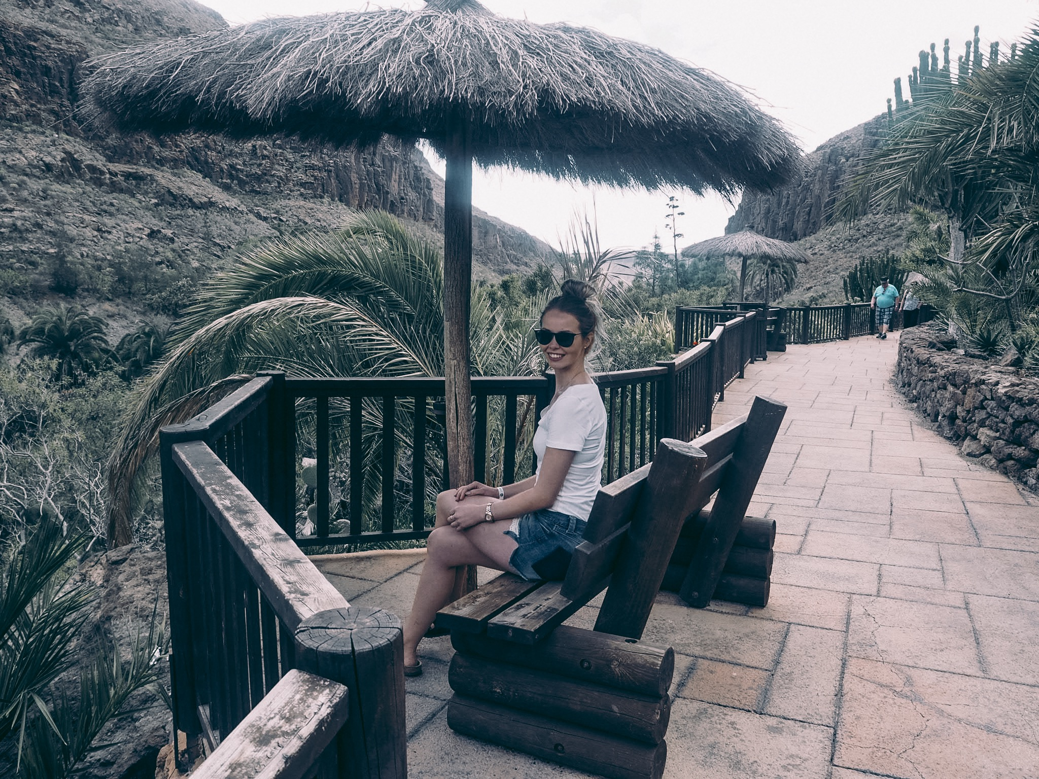 Palmitos Park, Dyrepark på gran canaria