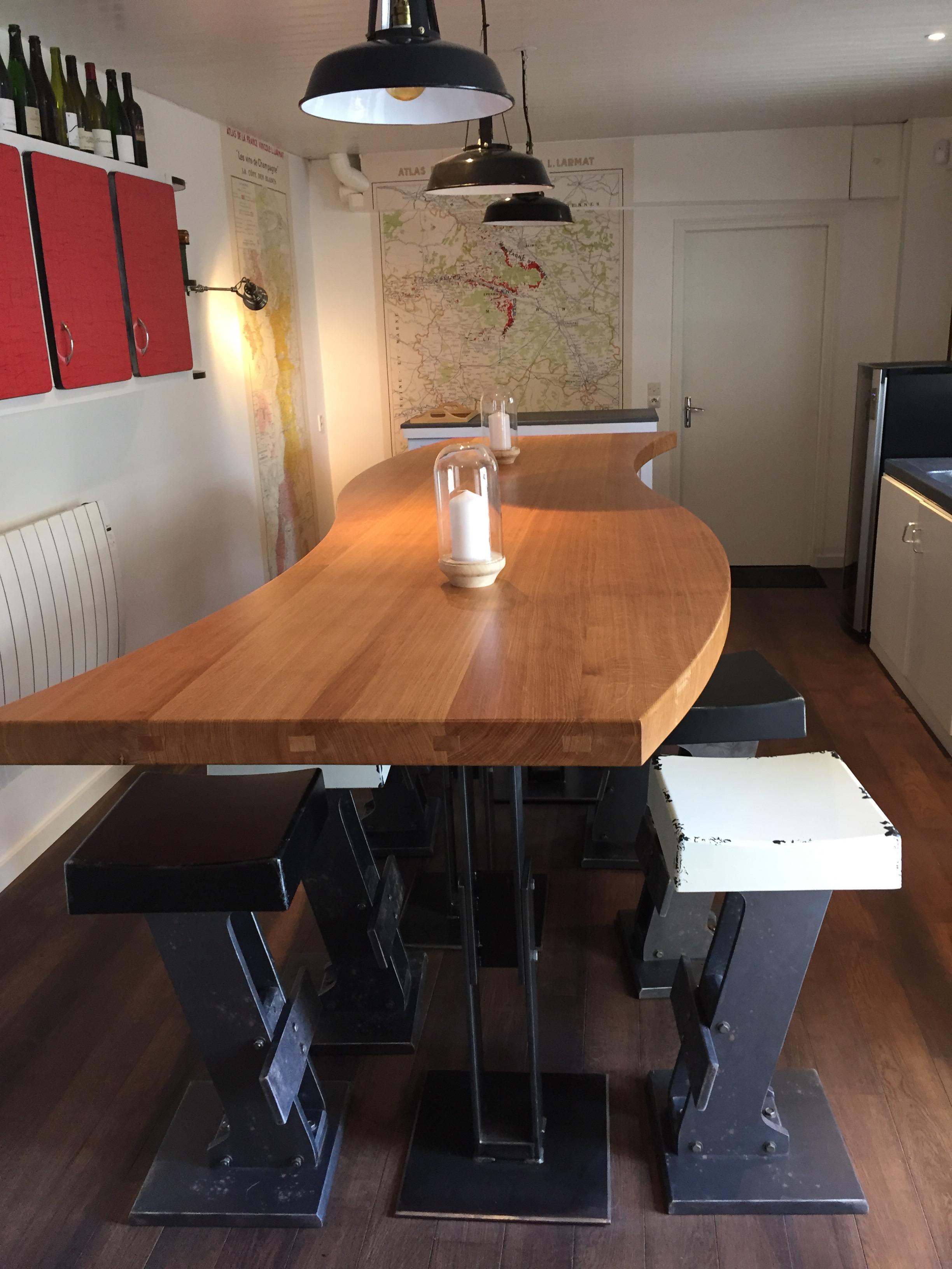 Suenen's tasting room