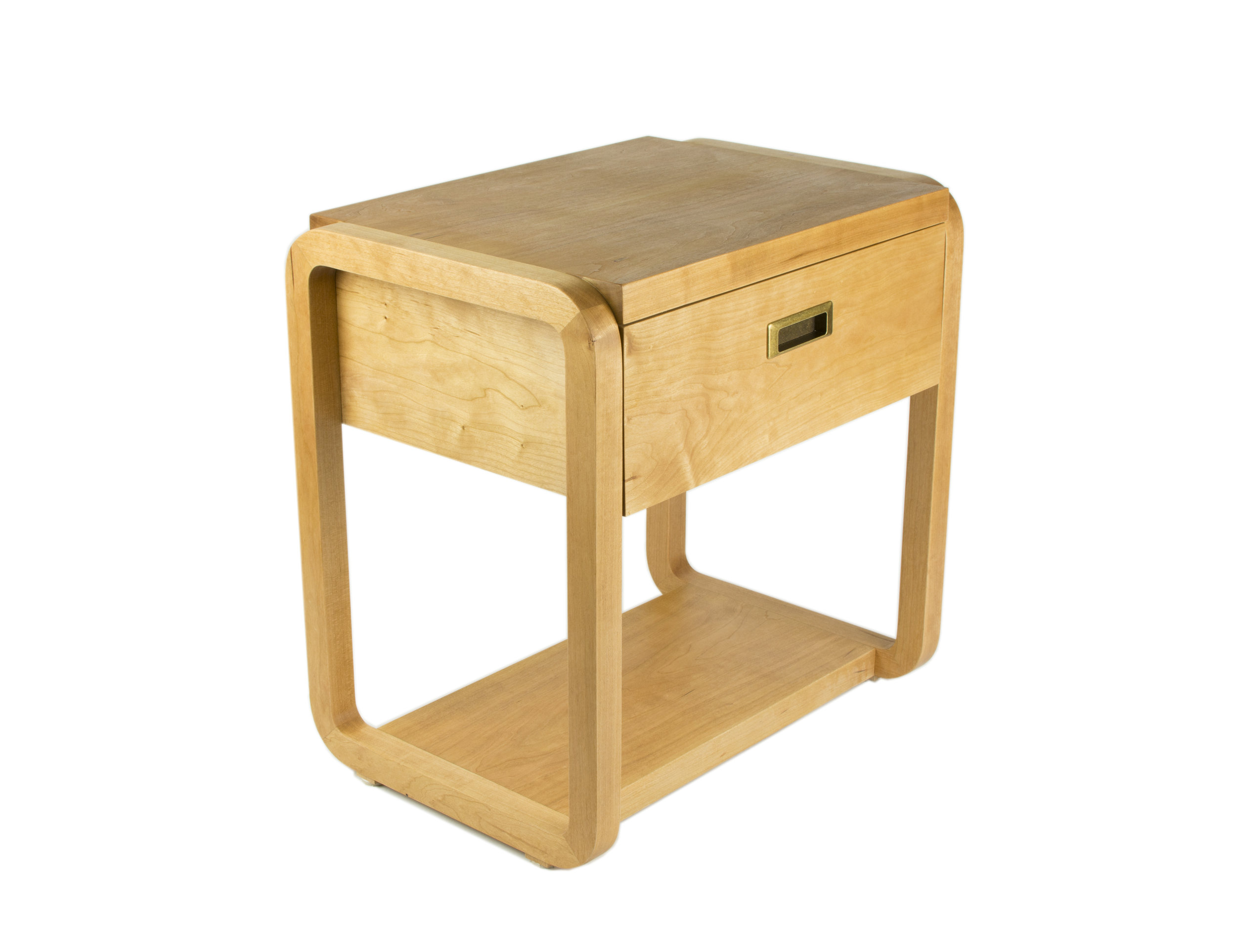 Violette end table