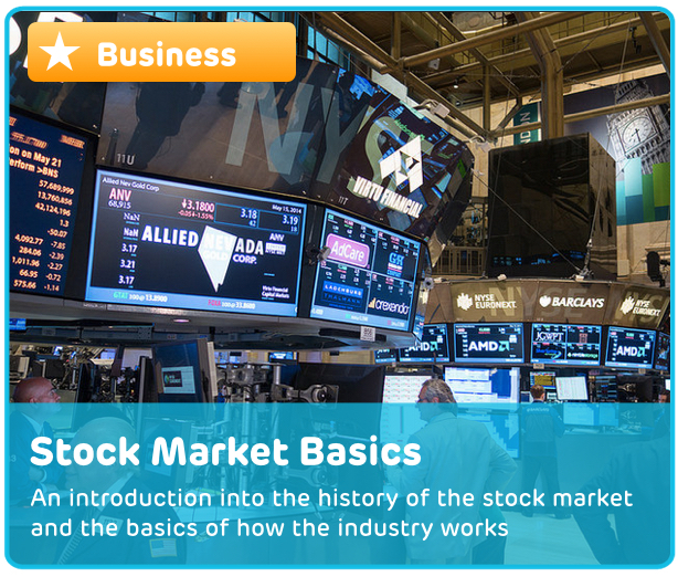 Stock Market Digital Learning Activity