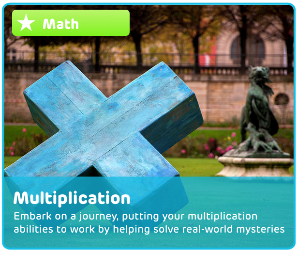Multiplication Digital Activity