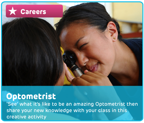 Career: Optometrist Digital Activity
