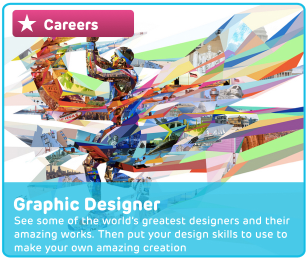 Career: Graphic Designer Digital Activity