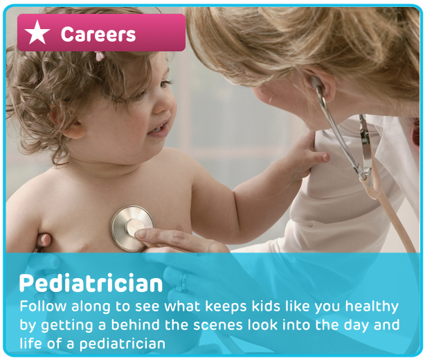 Career: Pediatrician