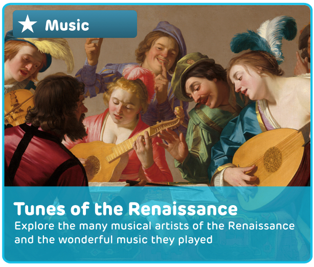 Renaissance Music Digital Activity