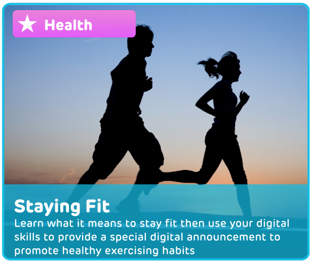 Stay Fit Digital Activity