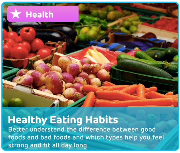 Healthy Eating Habits Digital Activity