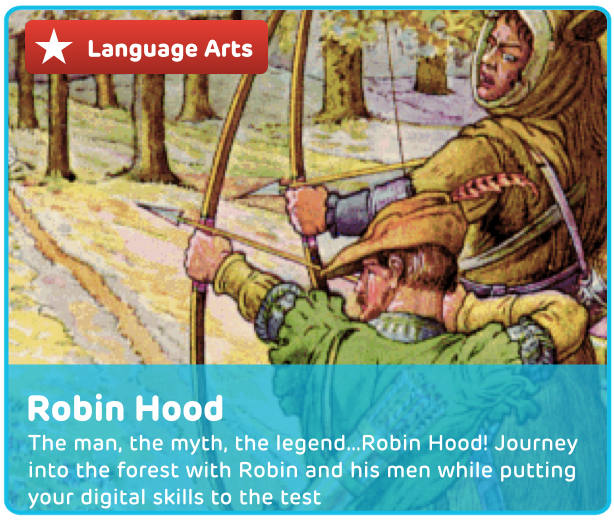 Robin Hood Digital Activity