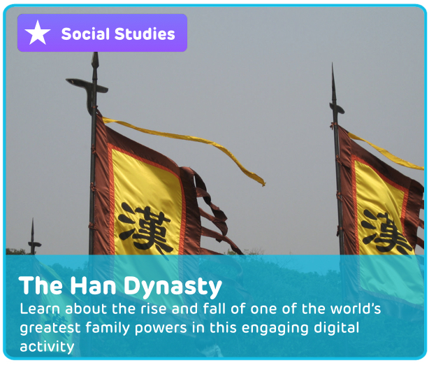 The Han Dynasty Digital Activity