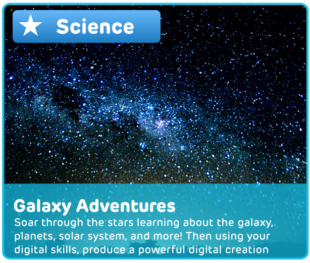 Galaxy Adventure Activity
