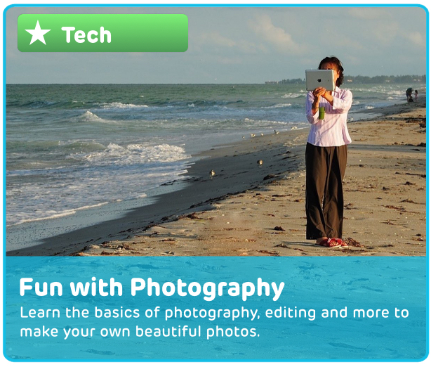 Digital Photography Learning Activity