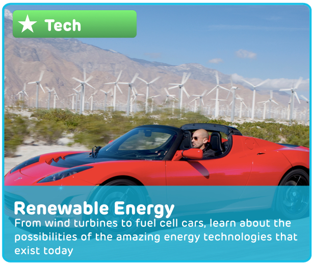 Renewable Energy Digital Learning Activity
