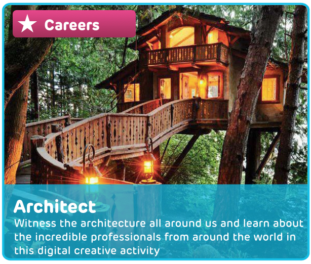 Career: Architect Digital Activity