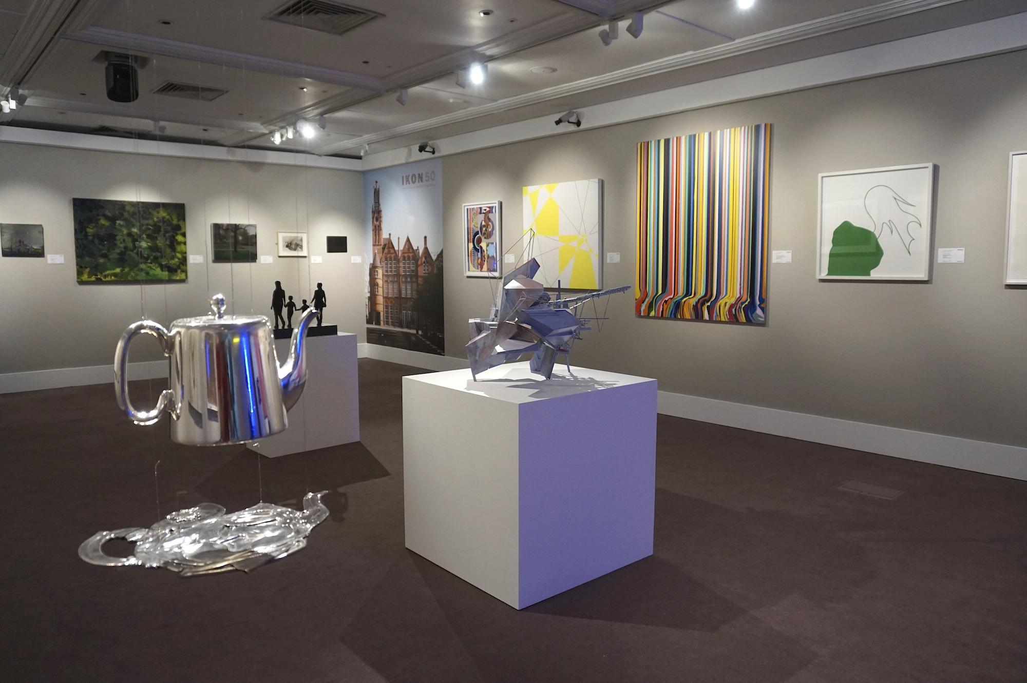 Installation shot at Sotheby's London