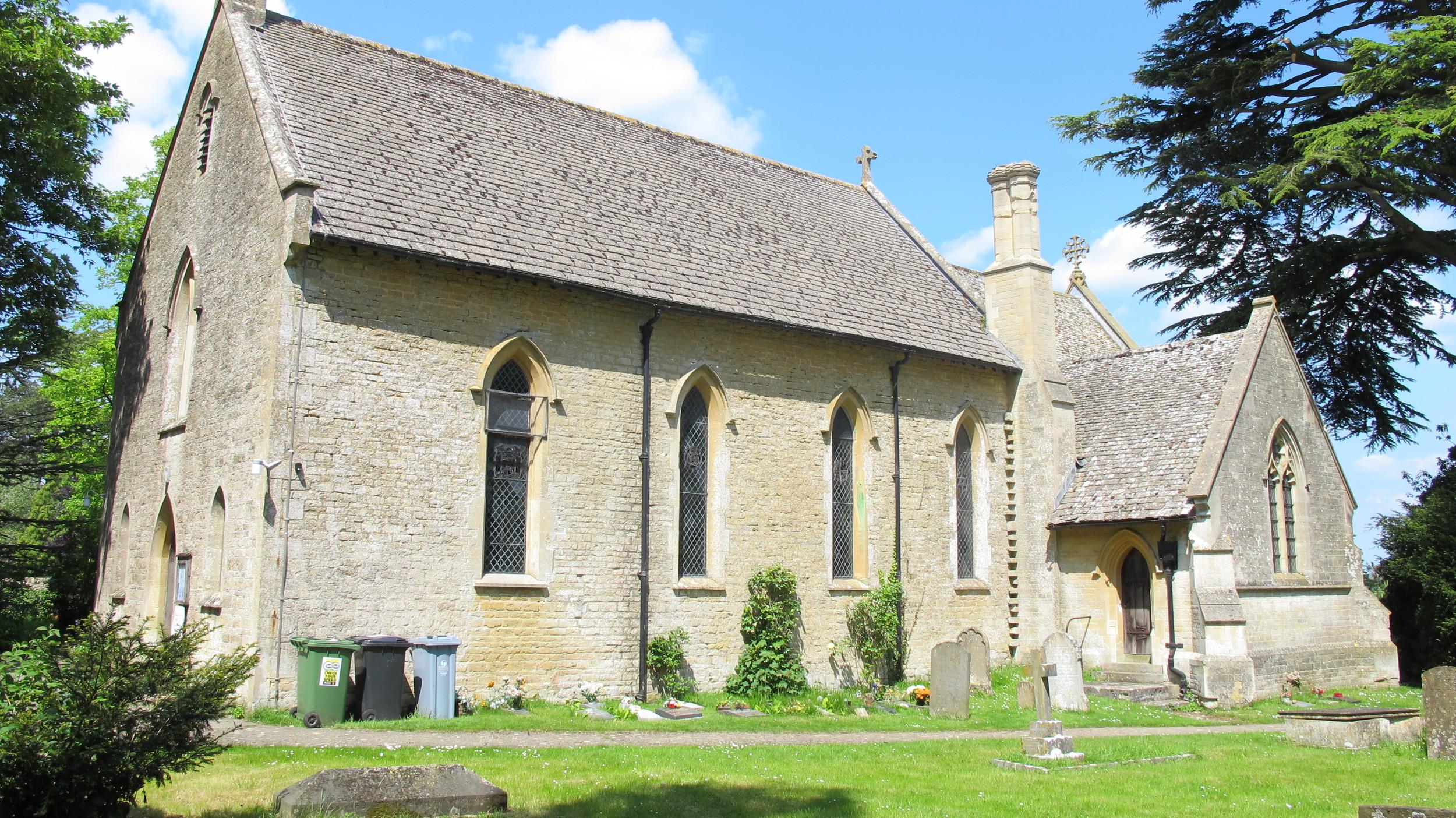Finstock Church 4.JPG