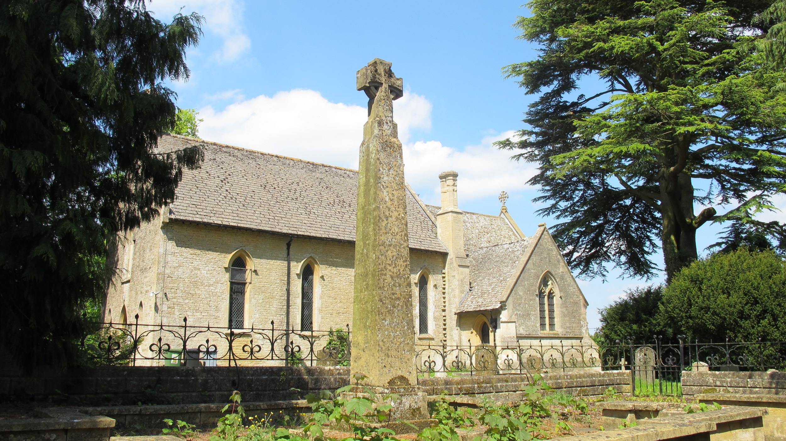 Finstock Church 8.JPG