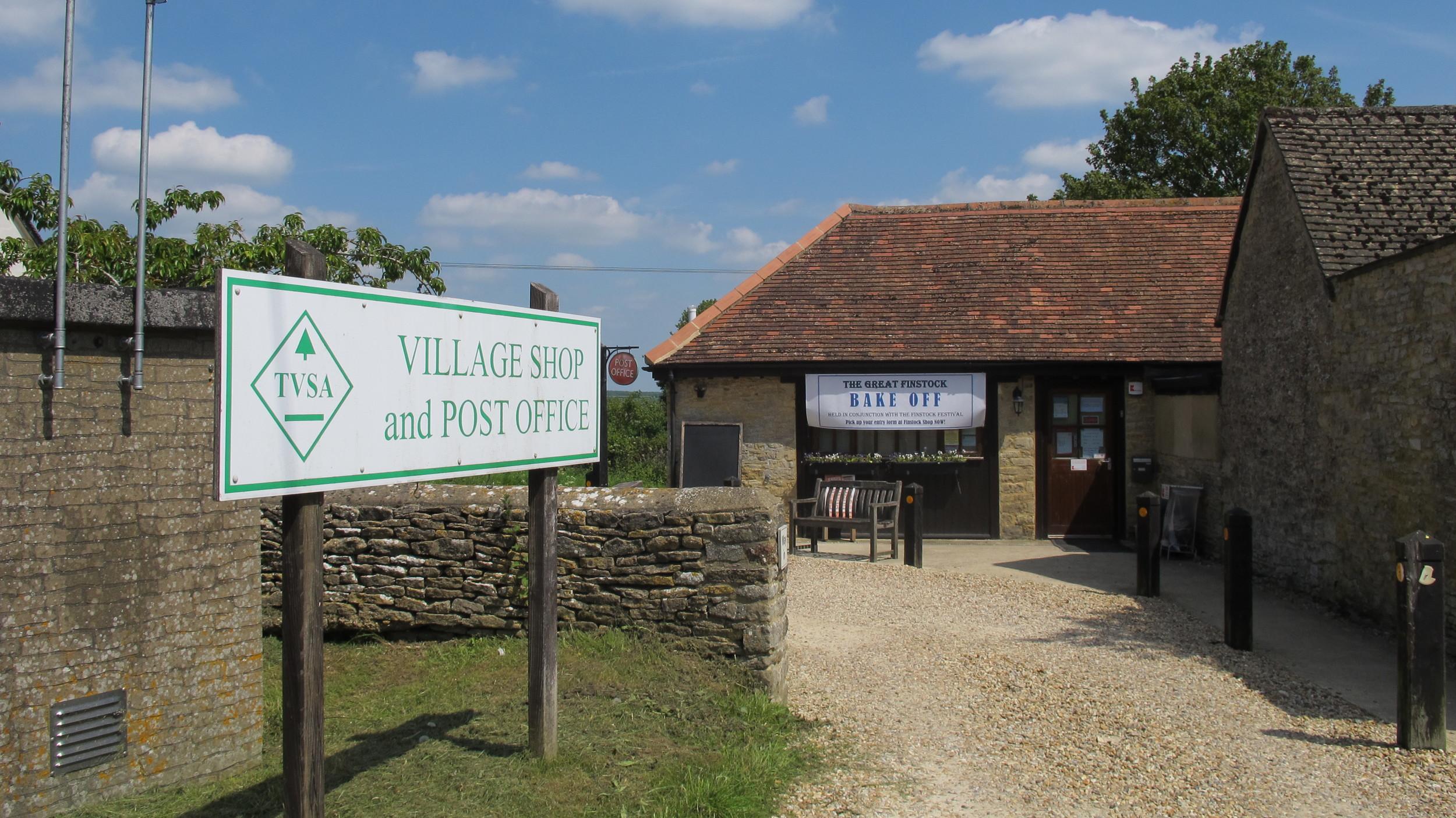 Finstock Village Shop.JPG